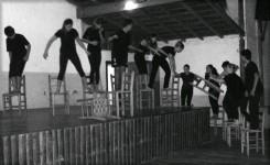 Grupos preto e branco