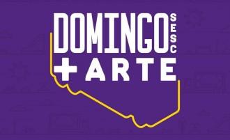 Domingo SESC + Arte estacionou no bairro 1º de Maio!