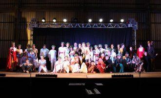 Farroupilha recebeu a IX Mostra de Teatro e Dança da Fábrica de Sonhos