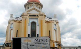 Marca Produções aprova projeto Caravaggio: uma história de fé na lei Rouanet