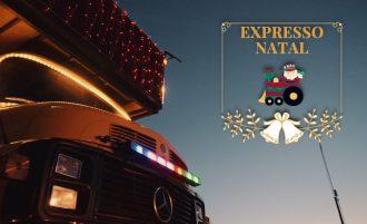 Cortejo natalino invadiu a cidade de Montenegro